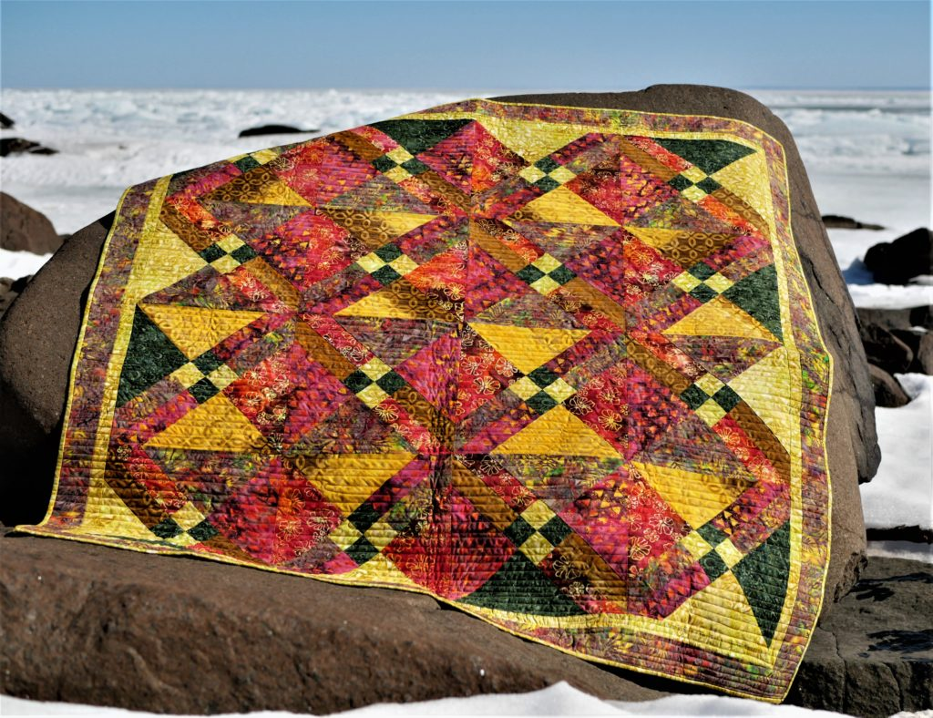 Spiffy Quilt by Whoopsa Daisy Farm
